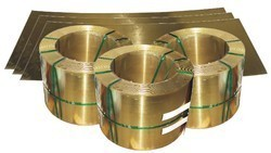 Brass Coils, Sheets