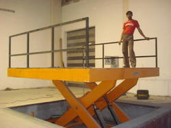 Material Handling Lifts