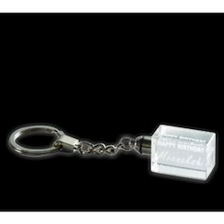 3D-KR-2 Crystals Key Ring