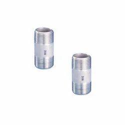 Swage Nipple and Barrel Nipple