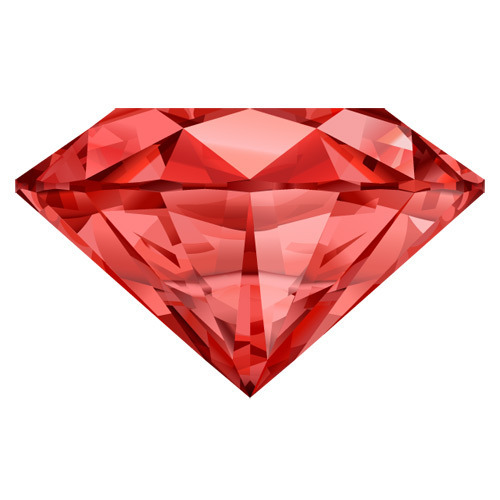 ruby cherry rubi gemstone gorgeous vs mined aa earth carat gem auctions