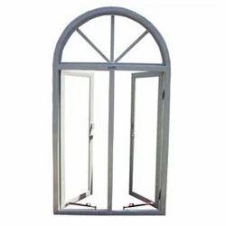 Decorative Steel Window