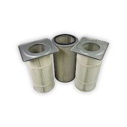 Stainless Steel Type A HEPA Dust Collector Filter, Flow Capacity Range: 500-1000 cfm