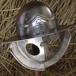 Gladiator Helmet Face