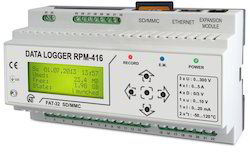 Power Quality Analyzer And Data Logger RPM-416