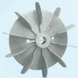 Plastic Fan Suitable For BBC 112 Frame Size