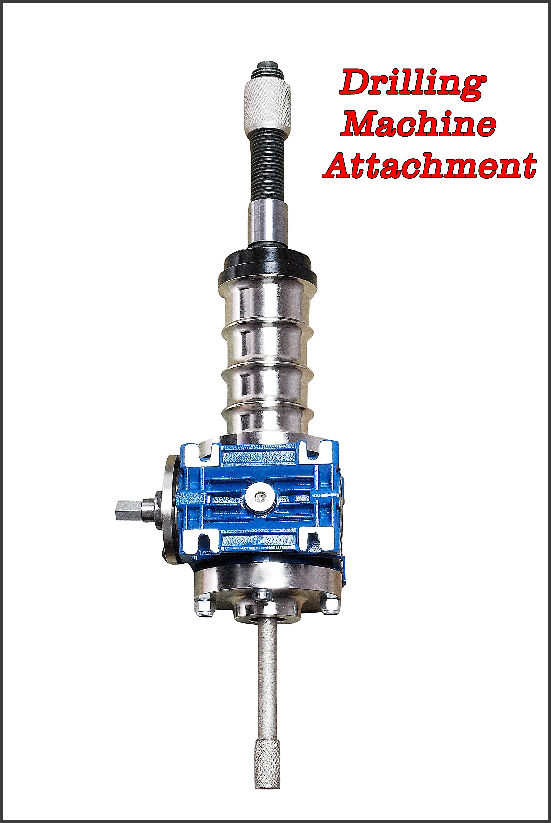 Drilling Machine Attachments For Knockout Punches - Simplex