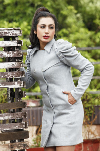 Women Wool Jacket