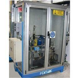 Existing Plant Pentane Conversion Machine