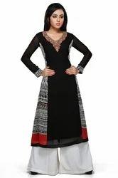 Designer Casual Party wear Long Pakistani Style Kurti