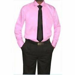 formal uniform shirt with Logo