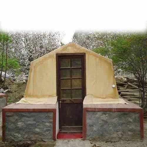Luxury Wooden Tent  sc 1 st  IndiaMART & Luxury Wooden Tent Luxury Tent | Khera Khurd New Delhi | Om ...