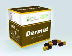 Dermatological Disorders Herbal Remedy -DERMAT Capsule