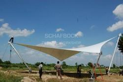 Outdoor Event Tensile Structure
