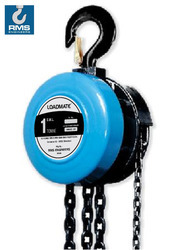 Loadmate Manual Hand Operated Chain Pulley Block