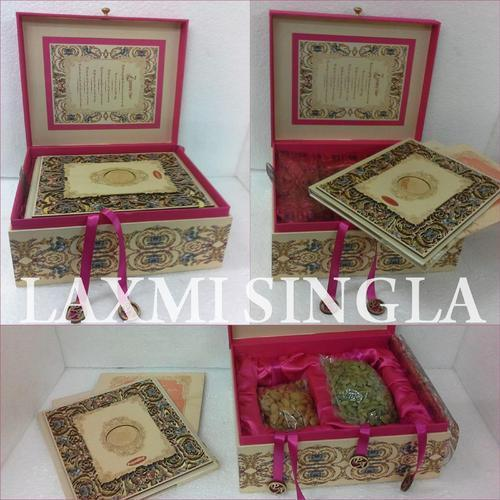 Traditional Wedding Cards At Rs 900 Pieces