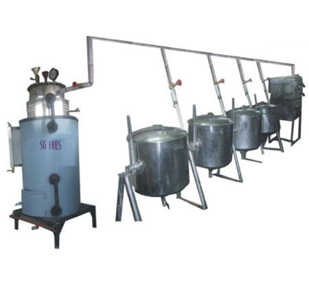 Steam Boiler System, Boilers & Boiler Parts | J.b. Equipments in ...