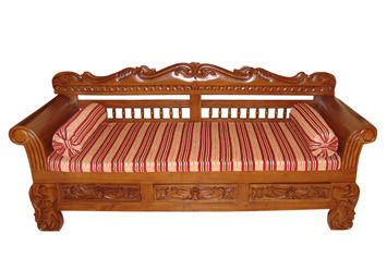 Wooden Diwan Bed Kishan Wood Arts Pvt Ltd