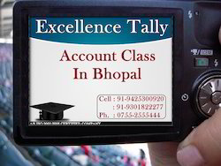 Tally Training Centre in Bhopal:  Computerized Account Class