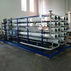 Food Industries Equipment RO Plant