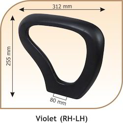 Violet  Chair Handle