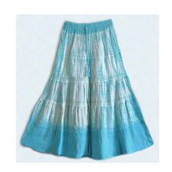 Ladies Cotton Long Skirts