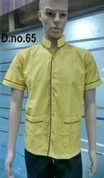 Yellow Service Uniforms