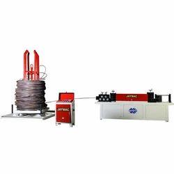 Bar De-Coiling Machine