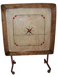 Carrom Board Stand - Movable