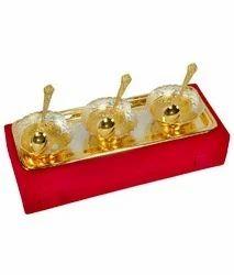 Golden Brass Return Gifts, For Gifting
