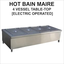 Bain Maire Table Top 4 Gn Pan Vessel