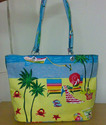 Bagz Multicolors Custom Design Beach Bags