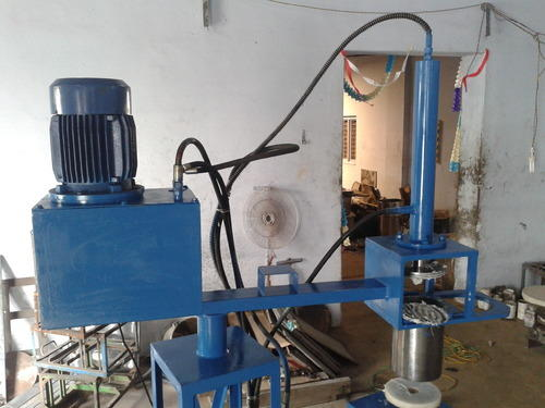 Hydraulic Type Murukku Machine