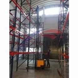 Hydraulic Lifting Stacker