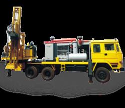 Hydraulic Ground Hole Drilling Machine