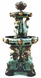 Fiber Garden Fountain