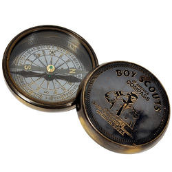 Stylish Boy Scout  Direction Compass 226