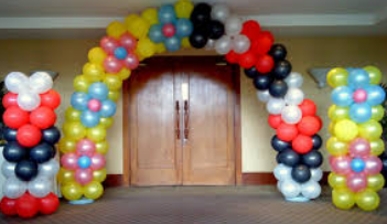 Nice Balloons Decoration Service