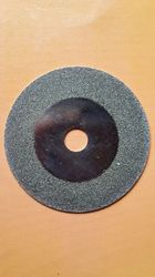 Silver Stainless Steel Diamond Cutting disc, For Industry, Packaging Type: Box