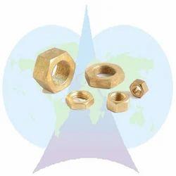 Golden Brass Nut