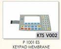 VAMATEX P 1001 ES Keypad Membrane