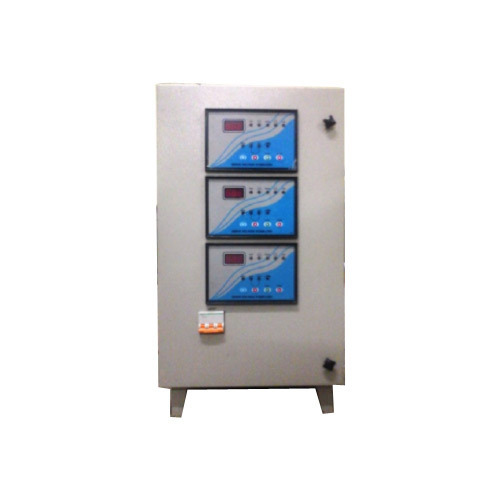 Forced Air Cooled Three Phase Voltage Stabilizer