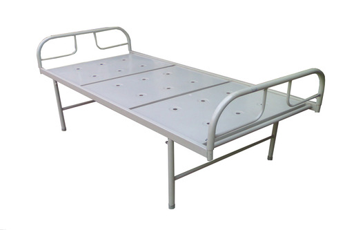 Basic Hospital Beds - SS Hospital Beds Manufacturer from Kolhapur