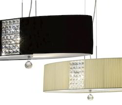 Evelyn Crystal Hanging Lights