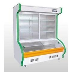 Dual Temperature Display Freezer