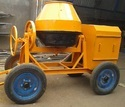 Without Hopper Concrete Mixer