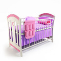 Hospital Baby Cribs and Cot