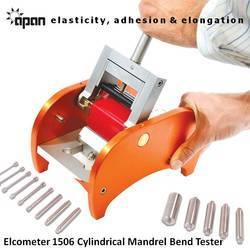 Cylindrical Mandrel Bend Tester