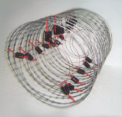 Sensor Coil Fencing Wire