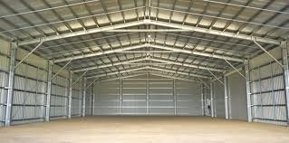 Aluminium Shed Fabrication Services